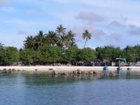 Острова живописны в любую погоду