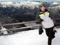 С вершины Zugspitze открывается отличный вид