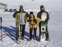 Гордые сноубордисты и прибившаяся к ним МГС