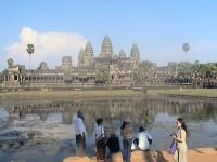 Ангкор Ват- самое большое культовое сооружение в мире...