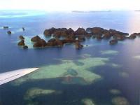 Вот такие они, острова на Палау