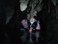 Всплыли в пещере
