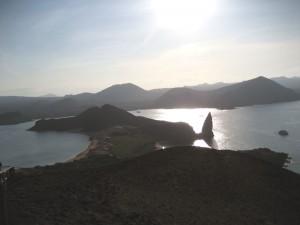 Вид с вершины о. Бартоломео