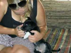 Наташа и славный собак