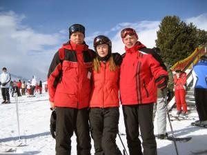 Любим, любим красный цвет... :) Витя, Барсик, Боря...