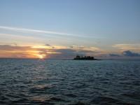 Остров в океане... ВГ