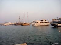 В гавани Порт Судана