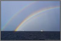 Две радуги- это сильно больше, чем одна